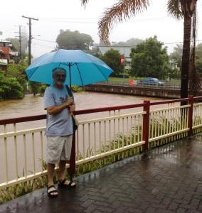 Bob Obi Obi flood 2011