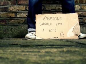 Helen Taylor homeless photo